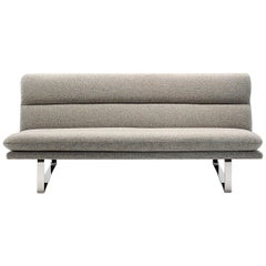 Artifort C683 Sofa in Grey by Kho Liang Le