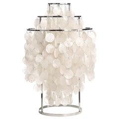 Fun 1TM Seashell Table Lamp by Verner Panton