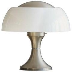 """Gaetano Sciolari Table Lamp """"Home"""" for Ecolight Formerly Valenti, 1968"""
