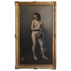 19th Century Large-Scale Nude