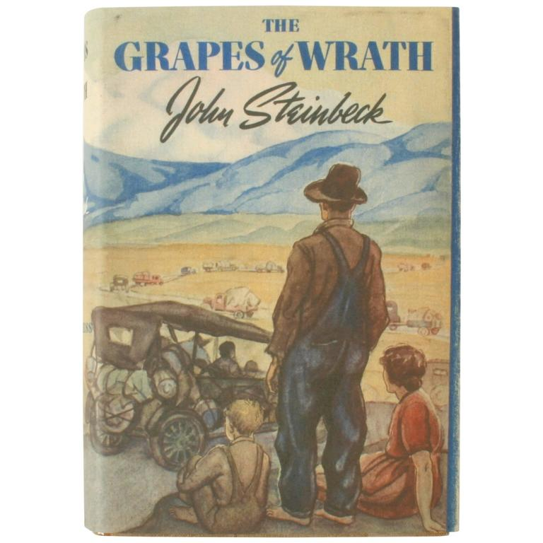 mother natures bad hair day in the grapes of wrath by john steinbeck