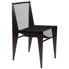 *FLASH SALE! - ICON Chair, 2020, powder coated steel & rope by KREILING Studio