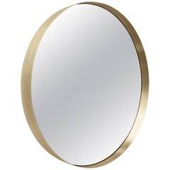 Darkly Mirror by Nick Ross, in Brass