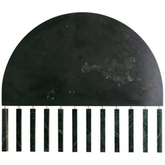Dark Moon Sconce by Pelle and Erie Basin