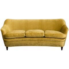 Gio Ponti Curved Sofa