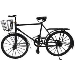 Folk Art Mini Bicycle