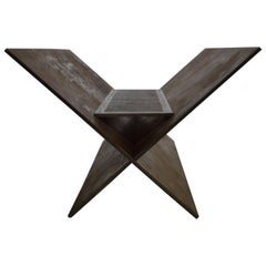 Contemporary Minimalist Steel Patio or Garden Fire Pit by Scott Gordon