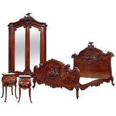 19th Century French Bedroom Suite
