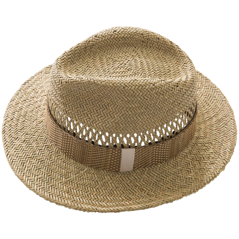 Lanvin straw hat, 21st century