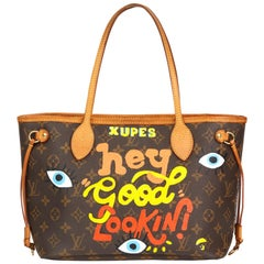 2007 Louis Vuitton Xupes X Year Zero London 'Hey Good Lookin' Neverfull PM