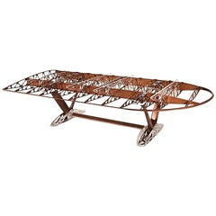 Boeing Bi-Plan Wing Conference Table