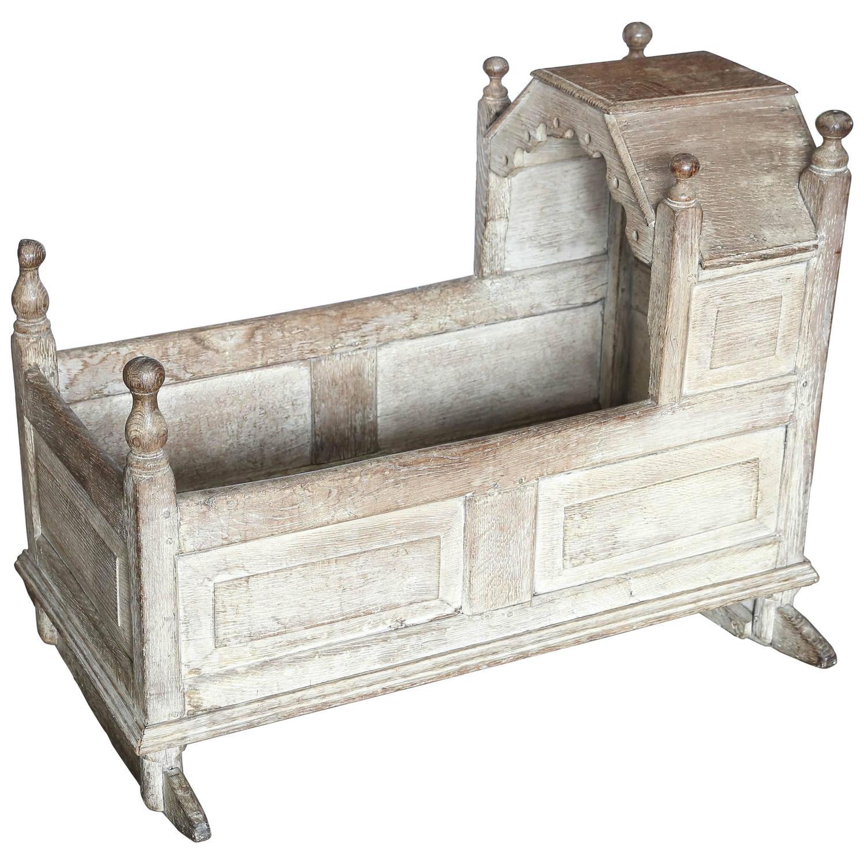 Child's cradle,ca. 1640