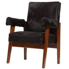 "Le Corbusier (1887-1965) - Pierre Jeanneret (1896-1967) ""Lawyer Chair"""
