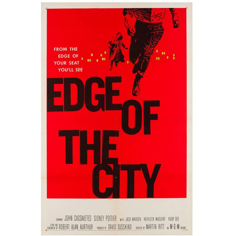 Saul bass movie posters media used