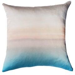 Capuccino Silk Pillow