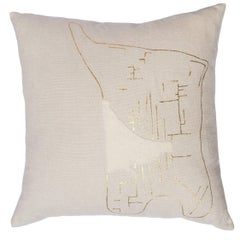 Yin Bonbon Chouval Pillow, Linen