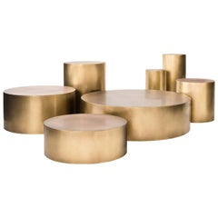 Mushroom City Tables by Videre Licet
