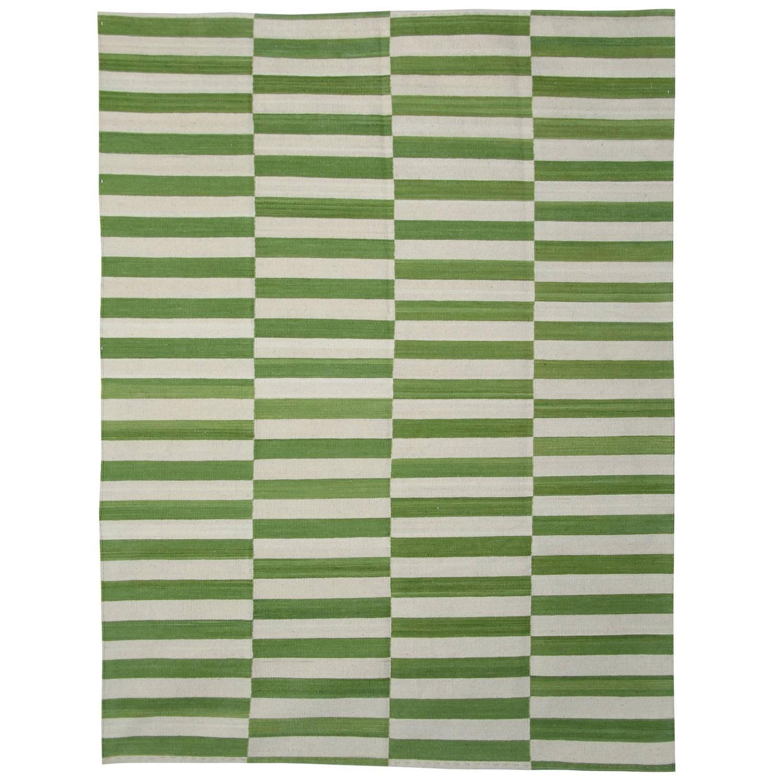 Striped rug, 2015