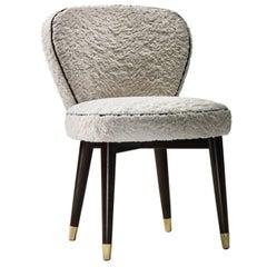 Olivia White Chair