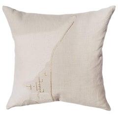 Yang Bonbon Chouval Pillow, Linen