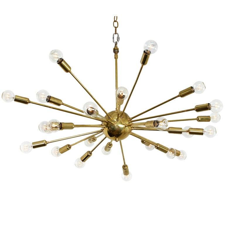 Brass sputnik