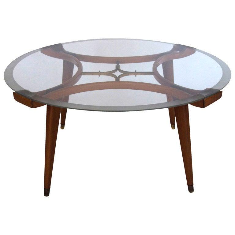 William Watting coffee table, 1950s