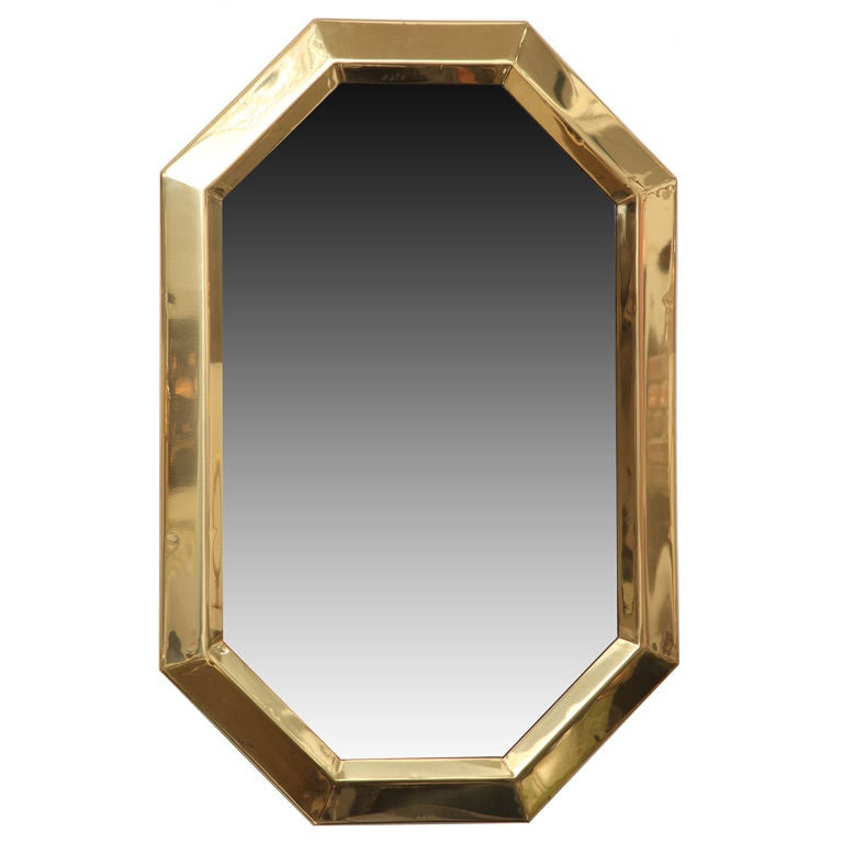 Brass frames