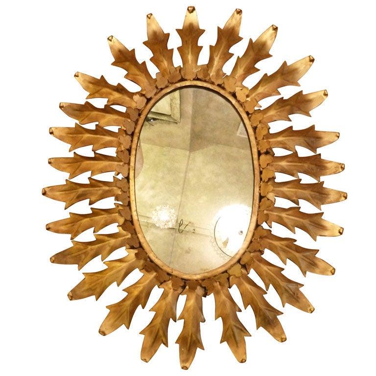 Clover mirror