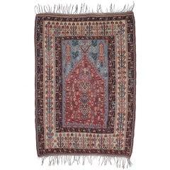 Antique Erzurum Kilim Rug