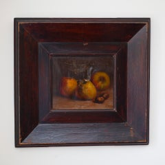 Still Life Painting with Pears, c. 1890
