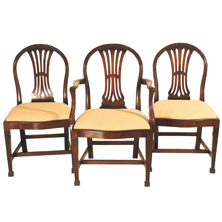 Amazoncom NOC011 Niagara Furniture Mahogany Hepplewhite