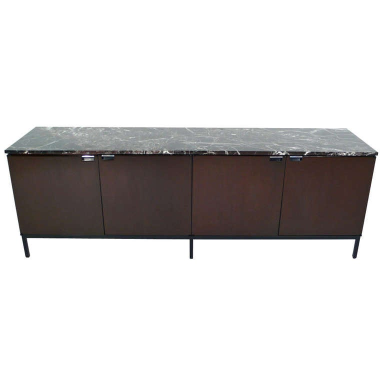 Florence Knoll credenza, 1960s
