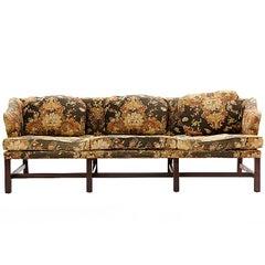 Floral Print Sofa by Edward Wormley for Dunbar