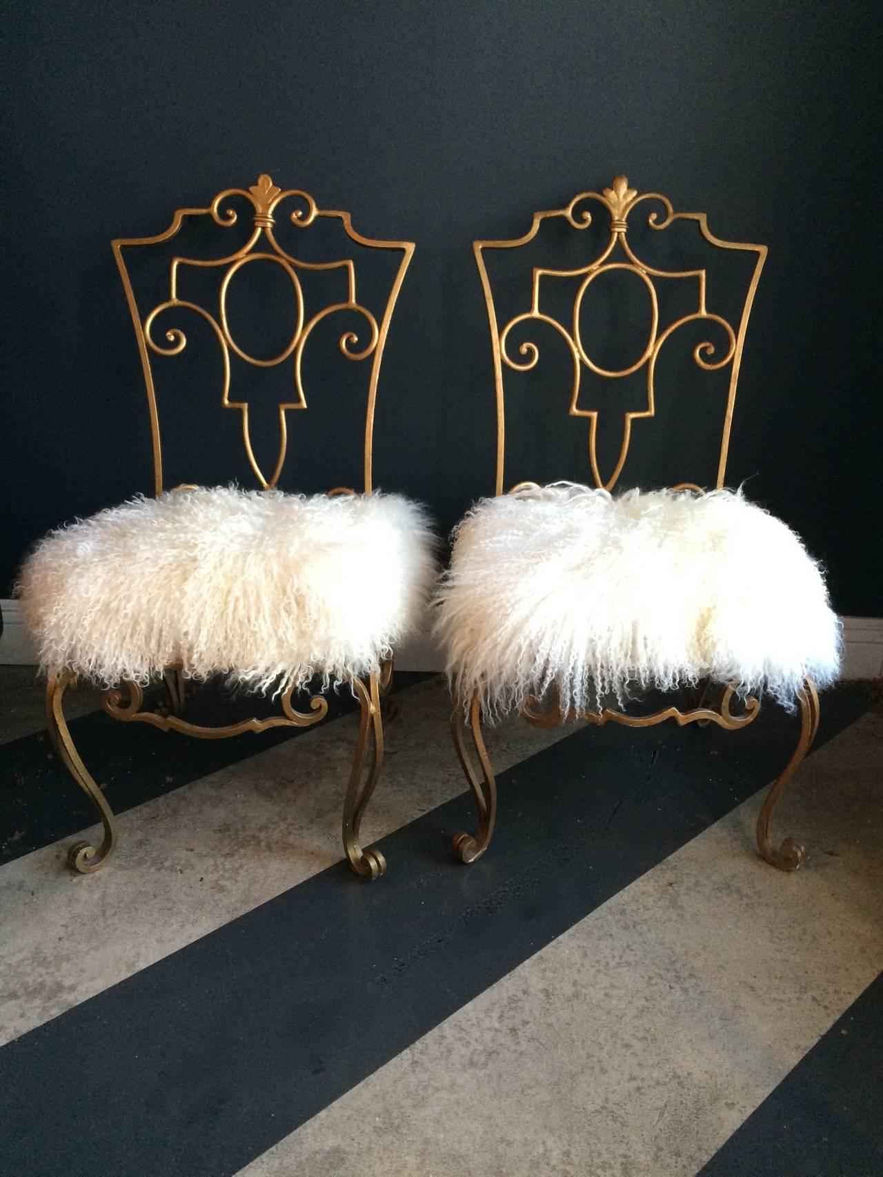 Fur Chair Cushion Chairs Model