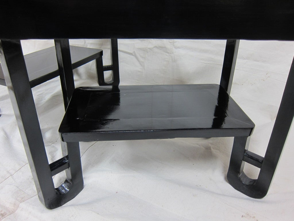 This Art Deco Marble Top Tables Is No Longer Available