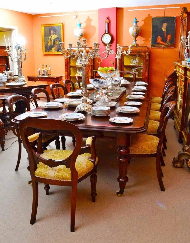 12 foot dining room
