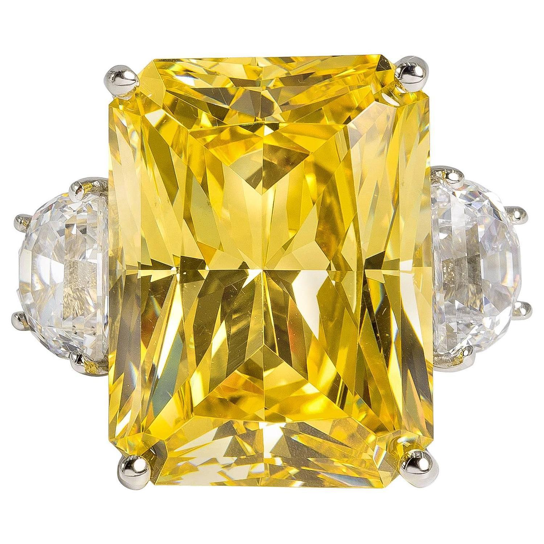 Yellow Diamonds Natural Loose Canary Diamonds amp Jewelry