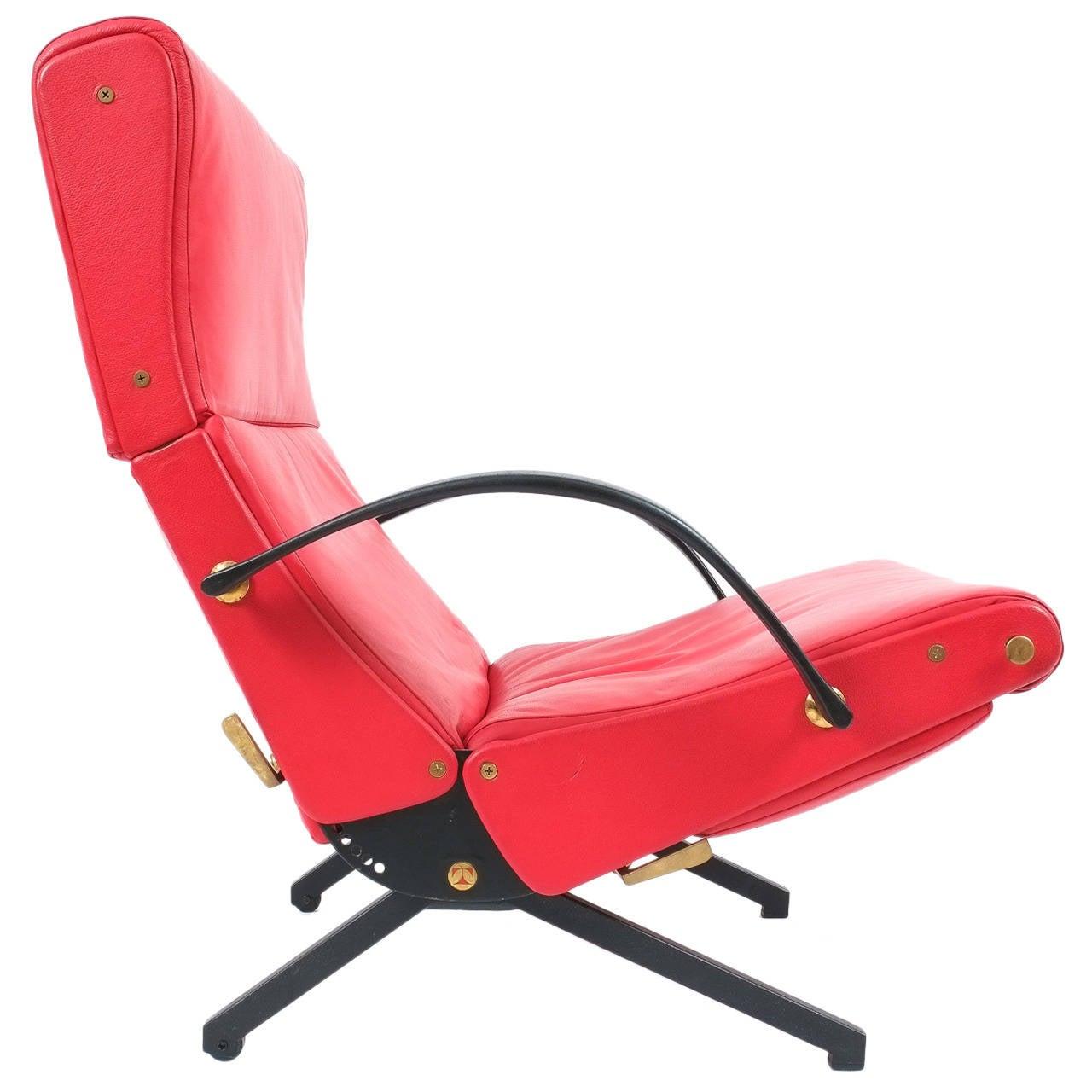 Osvaldo Borsani P40 armchair, ca. 1955