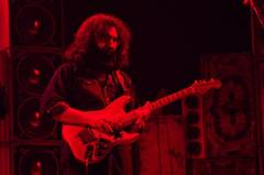 "Jerry Garcia ""In the Red Light"""