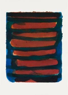 Emily Berger, Wellfleet #5 , 2014, Paper, ink