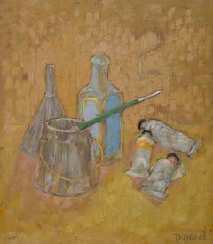 Still Life with Studio Objects II