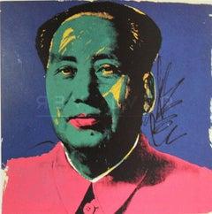 Mao (FS II.93) by Andy Warhol