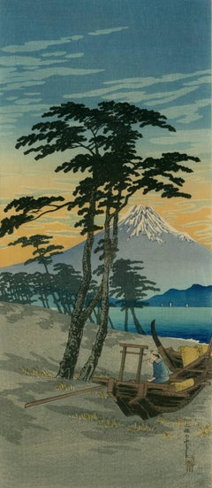 Mt. Fuji from Miho