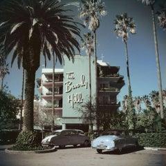 'Beverly Hills Hotel'  SLIM AARONS ESTATE Print