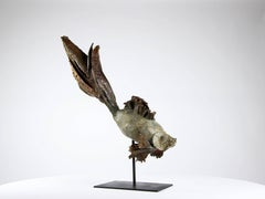 Siamese Fighting Fish Princess, Bronze Sealife Sculpture