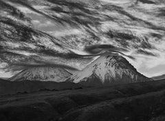 Kamen and Kluchevosky Volcanoes, Kamchatka, Russia, 2006