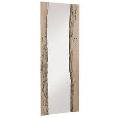 Channel Wall Mirror