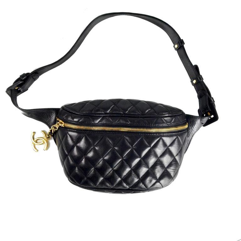 Chanel belt bag