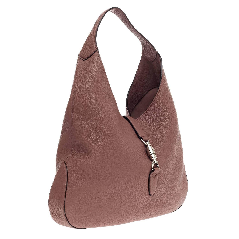 Gucci jackie soft hobo bag