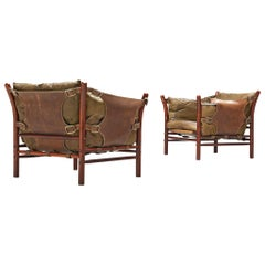 Arne Norell 'Ilona' Club Chairs